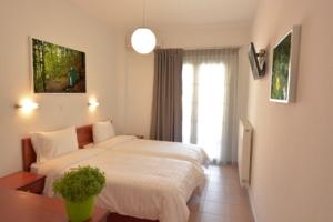 Doppelzimmer Villa Drosos